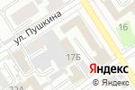 Схема проезда до компании Отдел судебных приставов Центрального района г. Барнаула в Барнауле