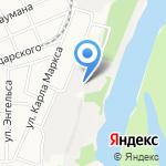 СИБИРСКАЯ ПЛИТКА на карте Барнаула