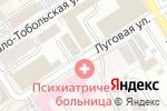 Схема проезда до компании Шляпа в Барнауле