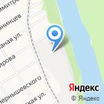 АКО на карте Барнаула