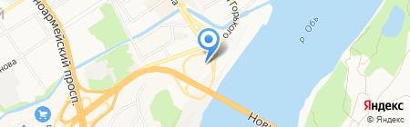 Музей истории дорог Алтая на карте Барнаула