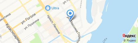Dress4sex.ru на карте Барнаула