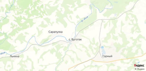 Льнозавод на карте