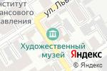 Схема проезда до компании Государственный художественный музей Алтайского края в Барнауле