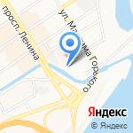 Старообрядческая Церковь Казанской Божьей Матери на карте Барнаула