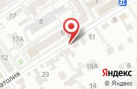 Схема проезда до компании Движение в Барнауле