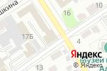 Схема проезда до компании Роснефть-Алтайнефтепродукт, ПАО в Барнауле