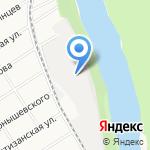 Лиа на карте Барнаула