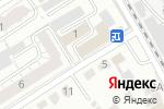 Схема проезда до компании Мега-Строй в Барнауле