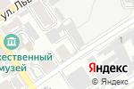 Схема проезда до компании Магазин по продаже средств защиты растений в Барнауле