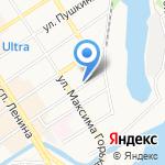 Россельхозцентр по Алтайскому краю на карте Барнаула