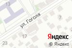 Схема проезда до компании Пакпластика в Барнауле