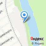 Каменный век на карте Барнаула