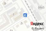 Схема проезда до компании Хлебосолюшка в Барнауле