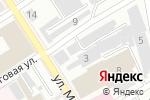 Схема проезда до компании ИНГРЕДИКО в Барнауле