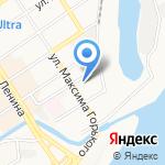 ИНГРЕДИКО на карте Барнаула