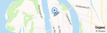 Алтайский Завод Цепей на карте Барнаула