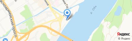 Фото Ас на карте Барнаула