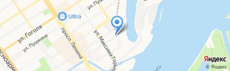 Tupperware на карте Барнаула