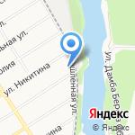 DiDetector на карте Барнаула