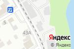Схема проезда до компании СИБАГРОПРОЕКТ в Барнауле