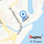 ФитКон на карте Барнаула