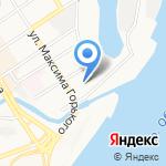 Центральная научно-производственная ветеринарная радиологическая лаборатория на карте Барнаула