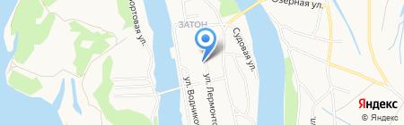 ЖКХ-Сервис на карте Барнаула