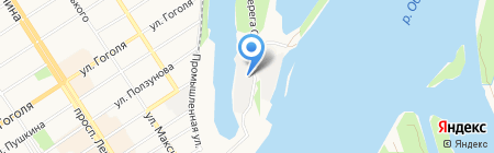СибКров на карте Барнаула