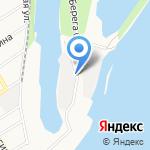 Тихая гавань на карте Барнаула
