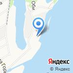 Поисково-спасательный отряд на акваториях на карте Барнаула