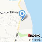 АВТОБАЗА №1 на карте Барнаула
