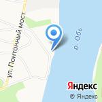 Центр государственной инспекции по маломерным судам МЧС России по Алтайскому краю на карте Барнаула