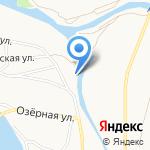 Государственная ветеринарная клиника г. Барнаула на карте Барнаула
