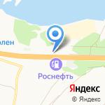 Сибтракцентр на карте Барнаула