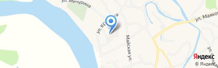 Алтайавтодор Дорожно-строительное управление №7 на карте Бобровки