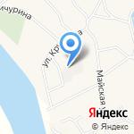 АК Северо-Восточное ДСУ на карте Барнаула