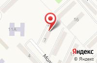 Схема проезда до компании Людмила в Горном