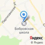 Средняя общеобразовательная школа на карте Барнаула