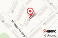 Схема проезда до компании Магазин одежды в Горном
