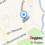 Зудиловский культурно-досуговый центр на карте Барнаула