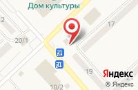 Схема проезда до компании Продовольственный магазин в Горном
