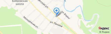 Пожарная часть №29 с. Бобровка на карте Бобровки