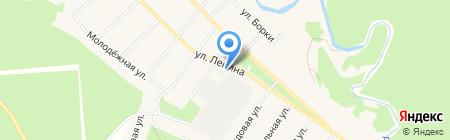 Парикмахерская на карте Бобровки