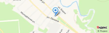 Василина на карте Бобровки
