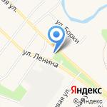 Бобровская детская школа искусств на карте Барнаула