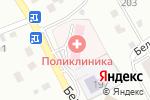 Схема проезда до компании РЕСО-Мед в Новоалтайске