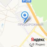 БетонГрупп на карте Барнаула