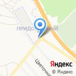 Ветиорец А.С. на карте Барнаула