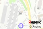 Схема проезда до компании Магазин автотоваров в Новоалтайске